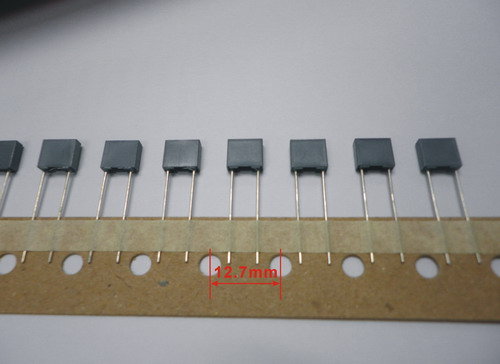Jfj Mini Box Stacked Metallized Polyester Film Capacitor