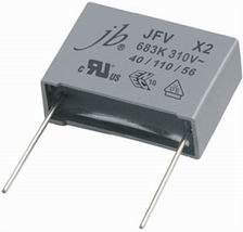Jfv X2 Metallized Polypropylene Film Capacitors Approvals Class Suppression