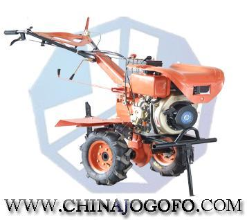 Jgf1100ae Tiller Diesel Power Cultivator Farm Machinery