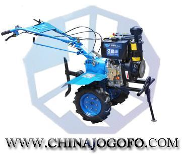 Jgf1100b Tiller Diesel Power Cultivator Farm Machinery