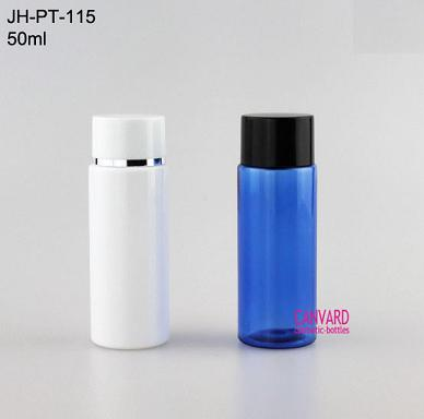 Jh Pt 115 50ml Pet Tonoer Plastic Bottle With Screw Cap