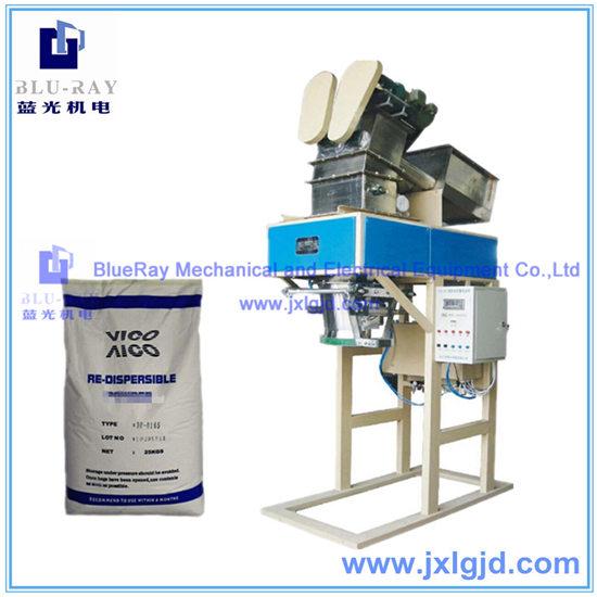 Jiangxi Nanchang Blueray Semi Automatic Auger Corn Flour Packing Machine