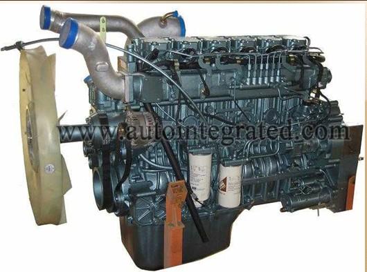 Jinan Minghui Auto Parts Co Ltd Supply Wd615 Euro3 Series Diesel Engine