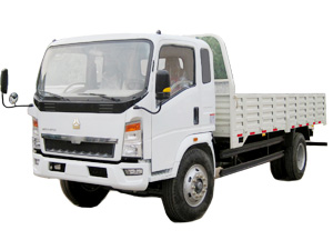 Jinan Minghui Auto Parts Supply Howo Light Truck