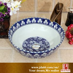 Jingdezhen Good Quality Factory Wholesale Ceramic Basin