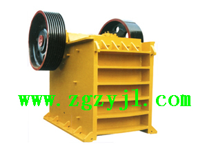 Jiuxin Advanced Jaw Crusher Plant