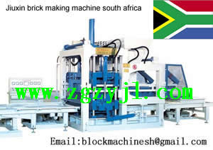 Jiuxin Brick Making Machine South Africa Factory