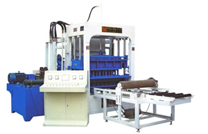 Jiuxin Concrete Brick Making Machine Factory