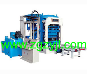 Jiuxin Hollow Block Making Machine Price