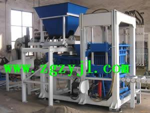 Jiuxin Hydraulic Brick Making Machine Price