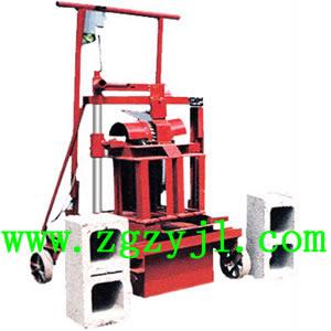 Jiuxin Manual Brick Making Machine Plant