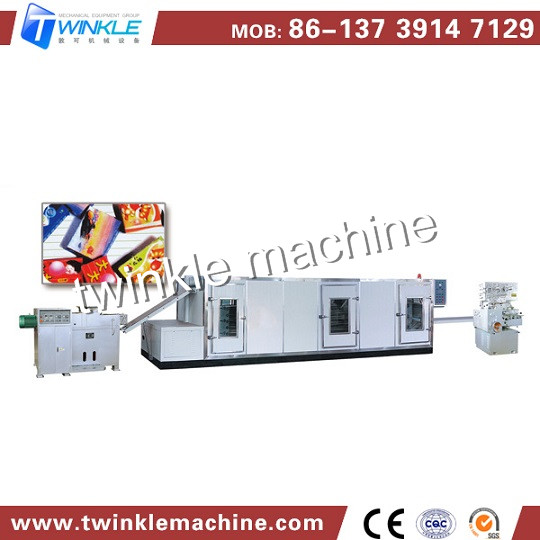 Jjt I Square Bubble Gum Making Machine