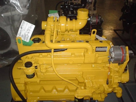 John Deere 6068tf150 New Diesel Engine