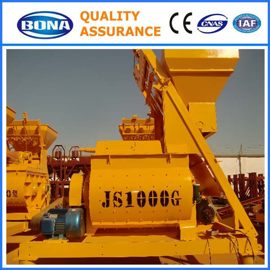 Js1000 Concrete Mixer For Sale
