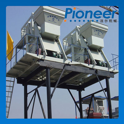 Js750 Beton Mixer Manufacturer