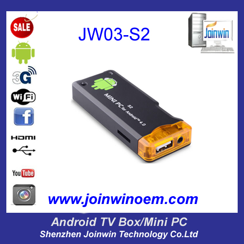 Jw03 Support Tf Card Android4 0 Hd Set Top Box H 264