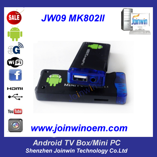 Jw09 One Year Warranty Support Tf Card Android4 0 Fta Dvb T2 Set Top Box