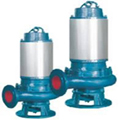 Jywq Automatic Mix Submersible Sewage Pump