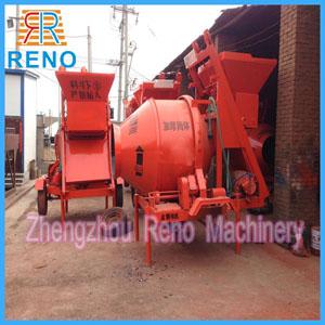 Jzc350l Concrete Mixer