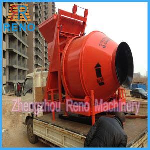 Jzc500l Concrete Mixer