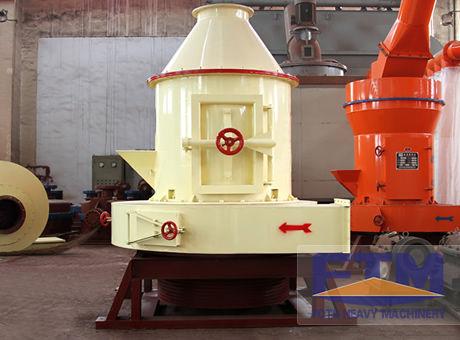 Kaolin Grinding Mill