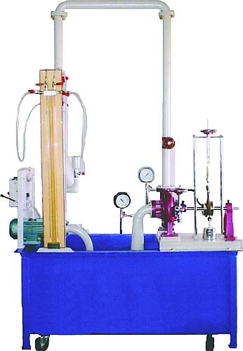 Kaplan Turbine Test Rig Tlg204