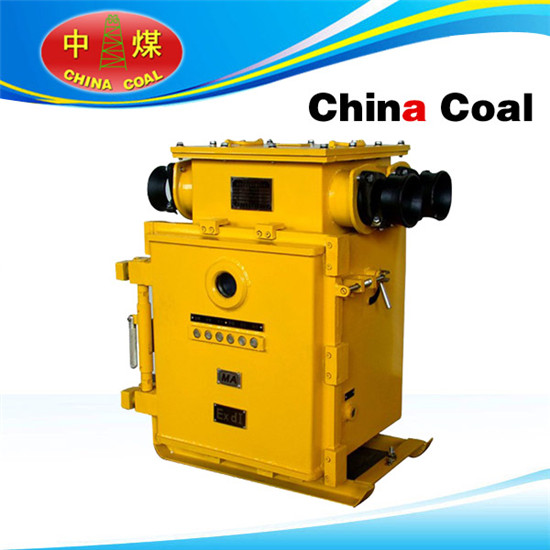 Kbz 500 Mining Explosion Proof Vacuum Feeder Switch