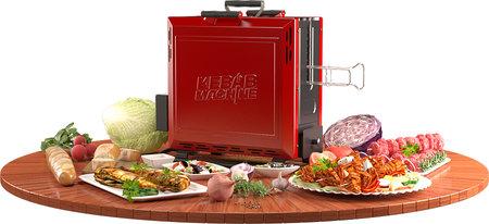 Kebab Machine Healtiest Way To Make Barbecue