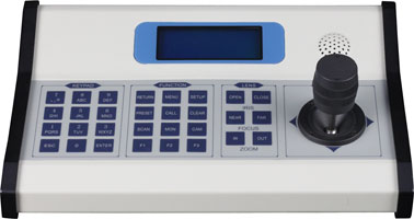 Keyboard Controller Control Cctv Cameras