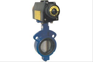 Keystone Air Actuated Butterfly Valve Dua906 60ksr