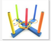 Kids Fun Ring Toss Game Toy