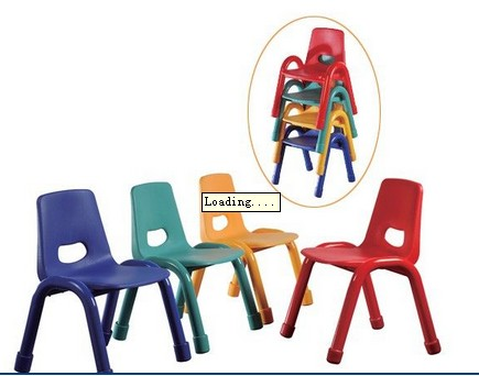 Kids Plastic Chair Kindergarten