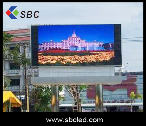 Kingkong P10 6 Outdoor Led Display Sreen
