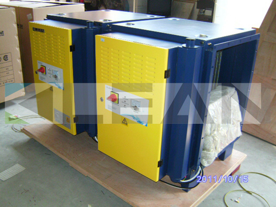 Kitchen Air Purification Equipment For Fume Emission Control