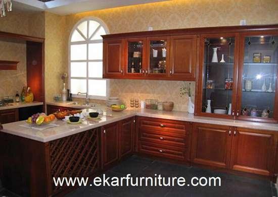 Kitchen Cabinet Furniture Modern Ssk 017