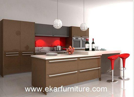 Kitchen Cabinet Green Materail Ssk 002