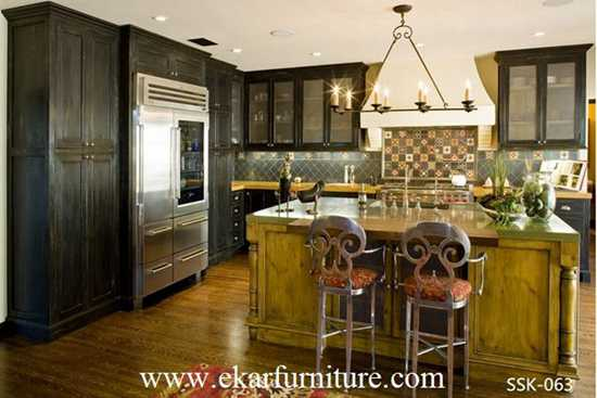 Kitchen Cabinets Furniture Dining Room Ssk 063