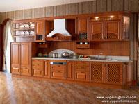 Kitchen Furniture Cabinet Op13 007