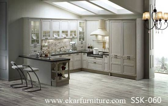 Kitchen Furniture Cabinets Europe Style Ssk 060