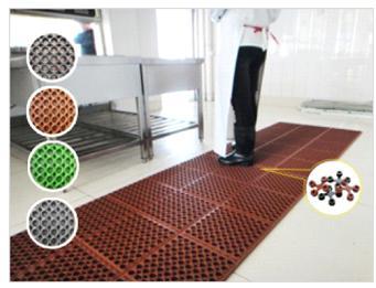 Kitchen Resturant Rubber Mat 003