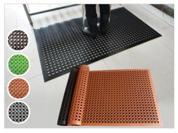 Kitchen Resturant Rubber Mat001