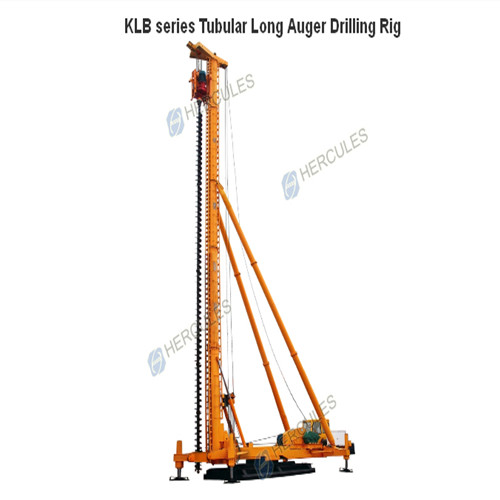 Klb Series Foot Step Long Helix Drilling Rig