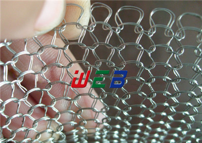 Knitted Wire Mesh Anping Factory