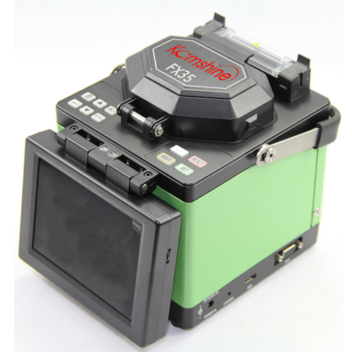 Komshine Fx35 Fiber Splicer Splicing Machine