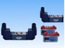 Konan Intrinsic Safety 454 Series 5 Port Solenoid Valves Spool Valve