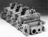 Konan Magstar F Manifold Information Sub Plate Type 5 Port Solenoid Valve