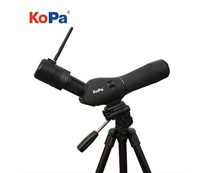 Kopa Wifi Spotting Scope Tw201 20x 60x 240x Optical Zoom