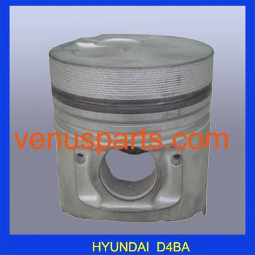 Korean Hyundai Spare Parts D4bb H100 Piston 23410 42701 42711 42721