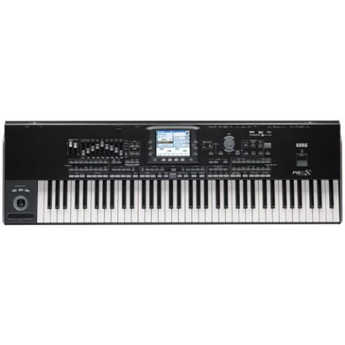 Korg Pa3x76 76 Key Arranger Workstation Keyboard