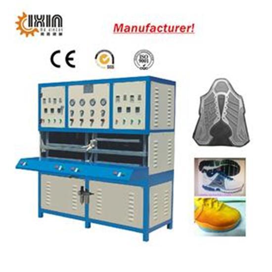 Kpu Sport Shoes Upper Making Machine